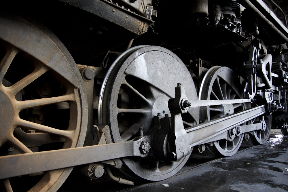 Inside Train Engines