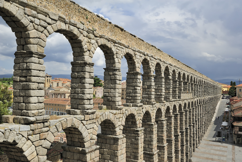 Roman Aqueducts: The Dawn of Plumbing - Kids Discover